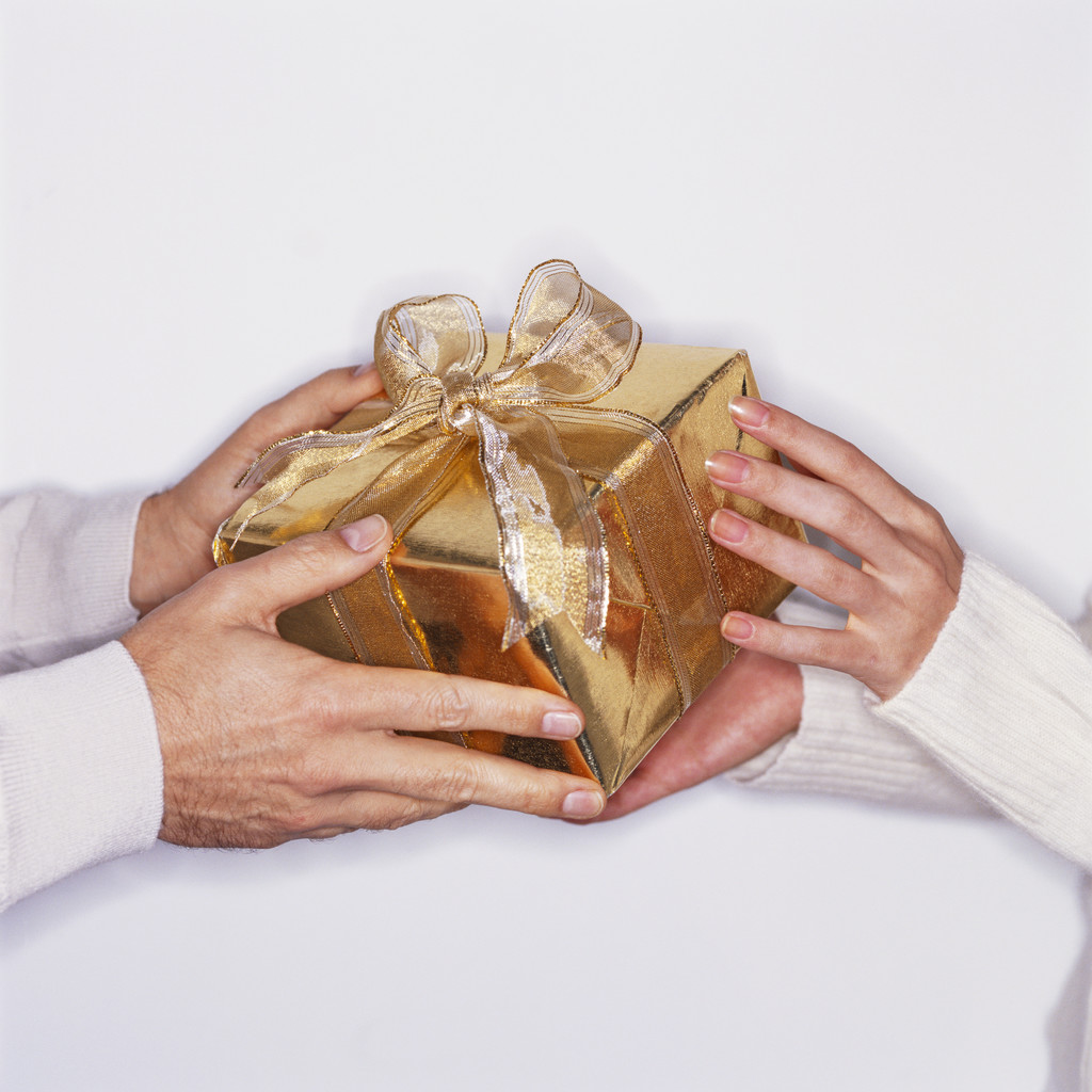 Surprise gift an activity to practice giving and receiving gifts last negle Choice Image