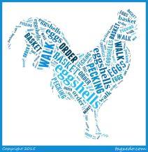Chicken idioms