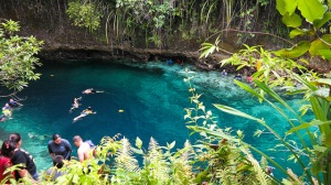 A place to visit: the Enchanted River